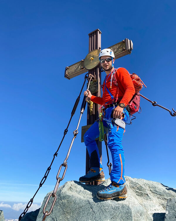Grossglockner szczyt