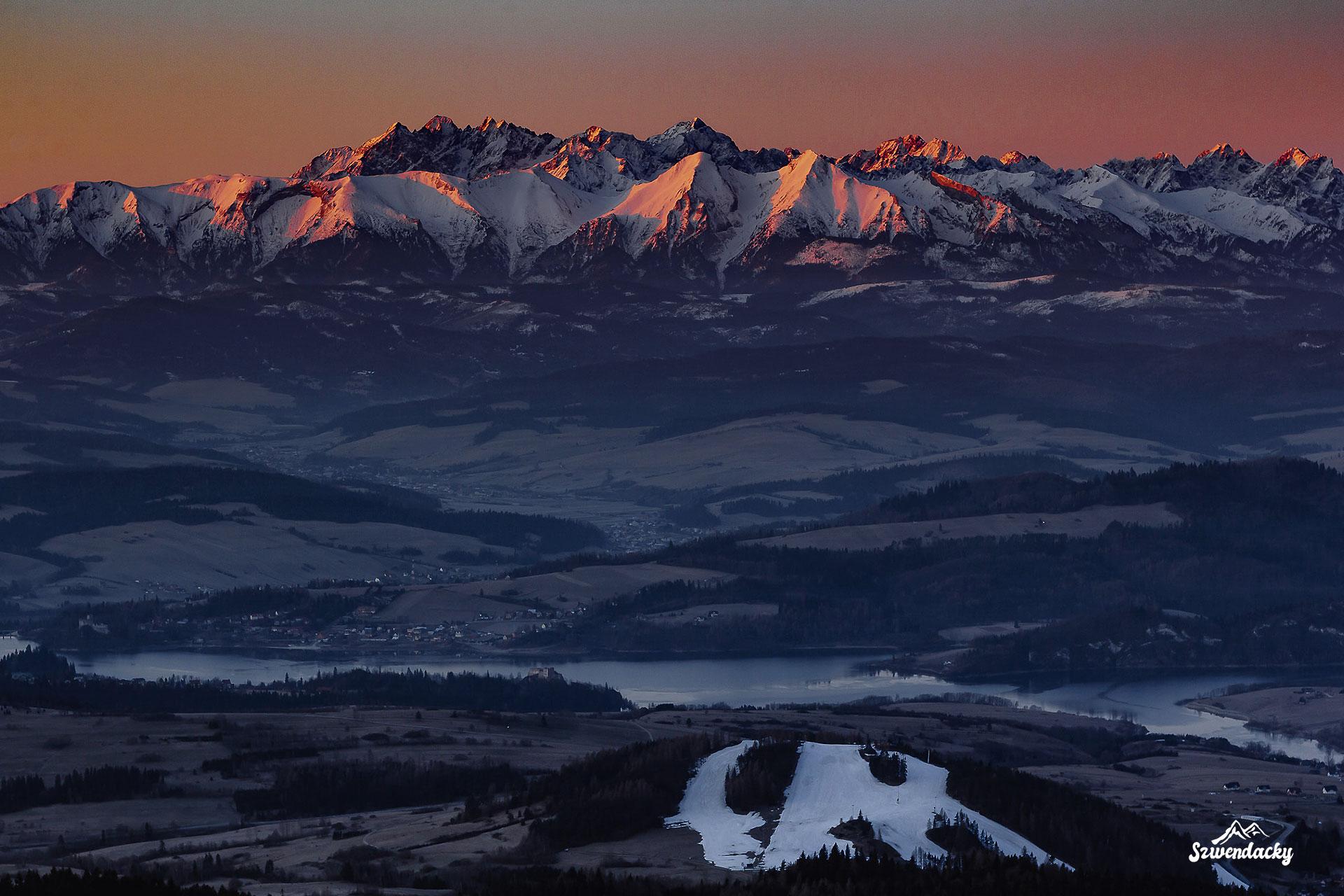 luban-panorama-tatr-wschod-slonca