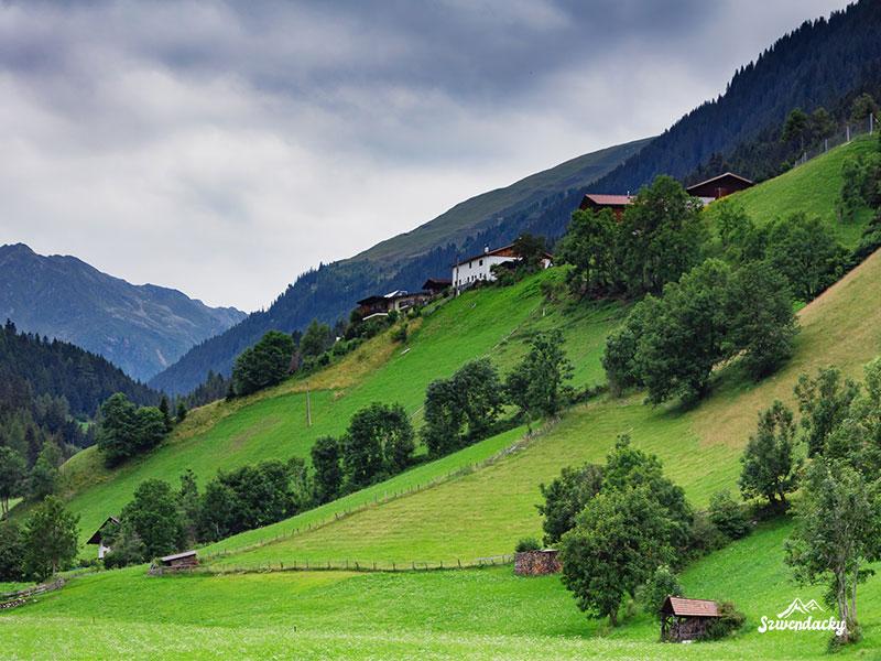 tyrol wieś
